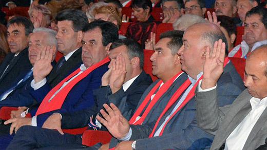 Ioan Purec, Ion Tabugan, Ioan Crina, Mirel Pascu si Marius Damian