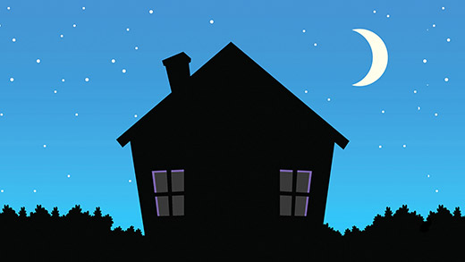 Noaptea, la Marcel Vela in pat