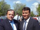 Dorel Cirdei si Gheorghe Flutur - PDL