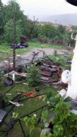 Furtuna devastatoare la Otelu Rosu