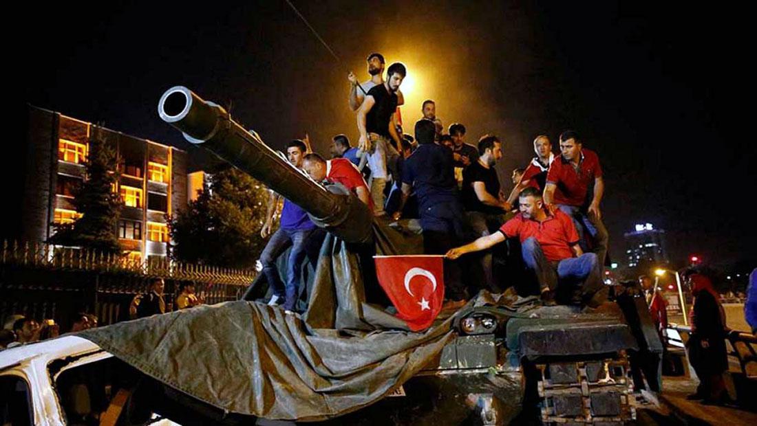 Erdogan, lovitura de stat sau doar inscenare?…