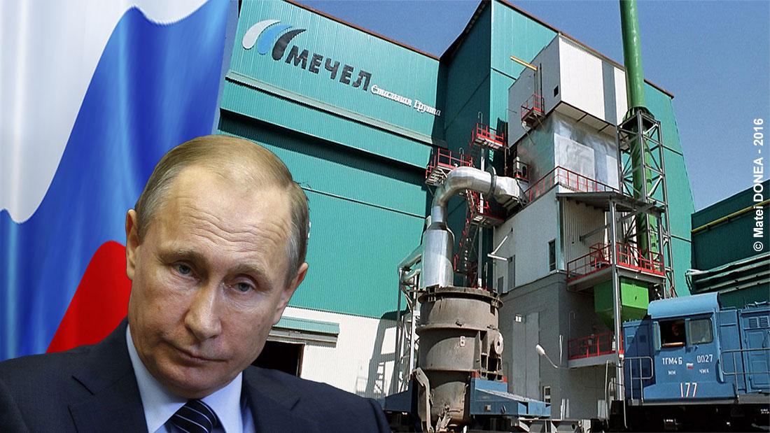 "Vladimir Putin salveaza compania ruseasca ""Mechel"""