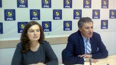 Reprezentantii PNL Caras Severin