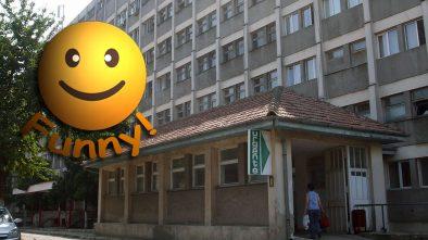 Funny, spitalul din Caransebes