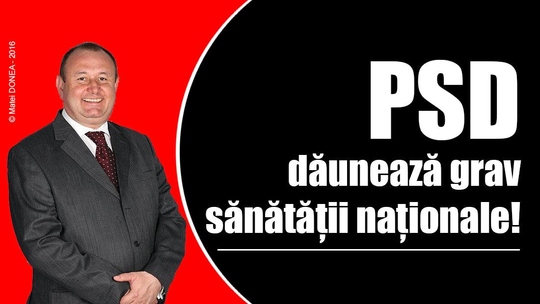 V-ati hotarat sa votati cu PSD?