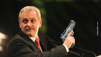 Liviu Dragnea, premierul terorist