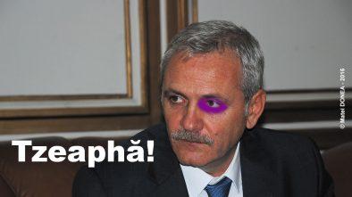 Liviu Dragnea, tzeapha