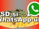 PSD si WhatsApp, stenograme TSD