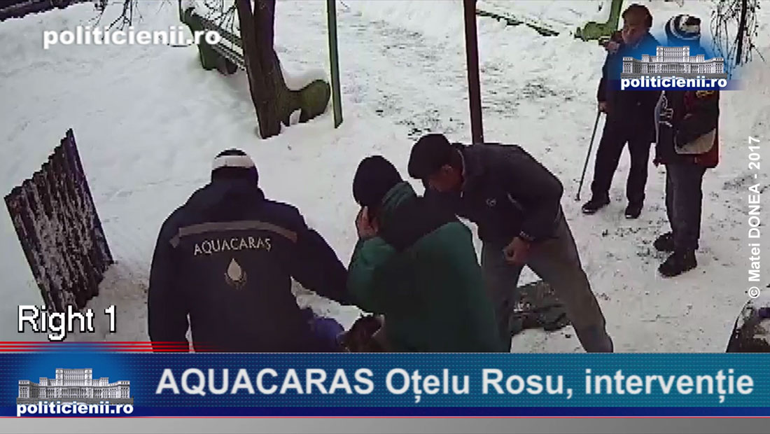 Interventie Aquacaras