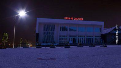 Otelu Rosu, Casa de Cultura in viitor