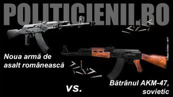 Senzational, noua arma de asalt e tot un akm-47
