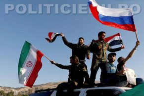 Syrian party and show