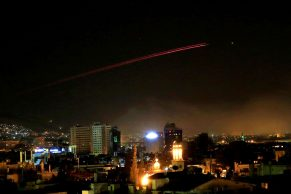 US missiles