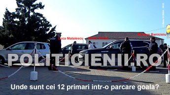 Victor Ponta si partidul Pro Romania la Otelu Rosu