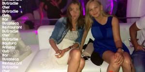 Magda Lungu candideaza, din baruri si discoteci...