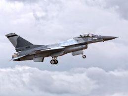 Cocar romeno, F-16