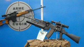 Arma de asalt romaneasca, Romanian assault rifle