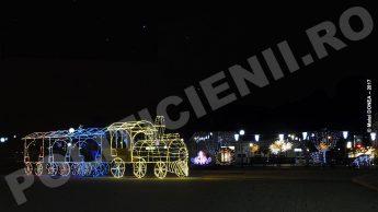 Luminile orasului Otelu Rosu