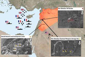 Atack on Syria