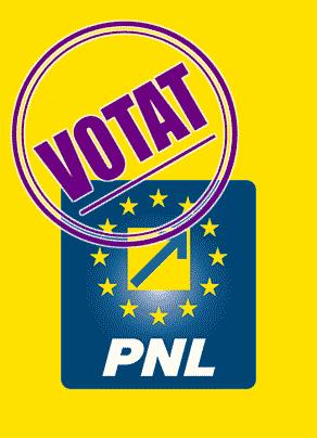 EU votez Europa - PNL