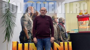 Luca Malaiescu, Cinematograf 3D
