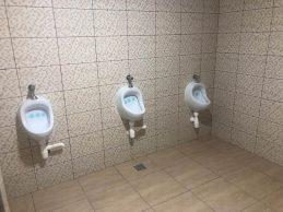 Toalete la Cinematograf 3D