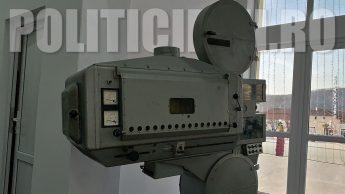 Vechiul aparat de proiectie cinematografica