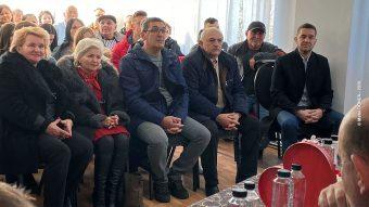 Alegeri in organizatia PSD Moldova Noua