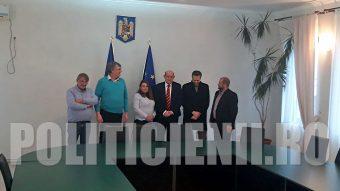 Delegatie de afaceri belgiana la Otelu Rosu