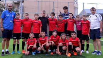 Fotbalul la Moldova Noua