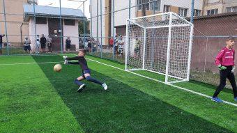 Tinere talente fotbalistice
