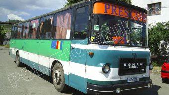 Autobuz Roman, Resita