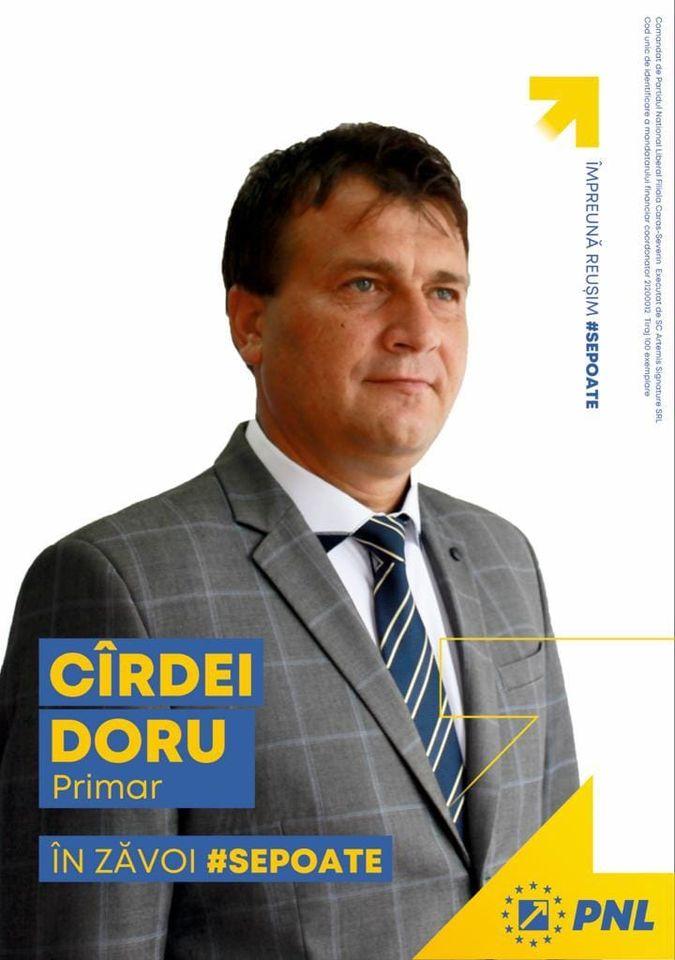 Doru CIRDEI, in Zavoi #SePoate