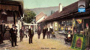 Ada-Kaleh, bazar