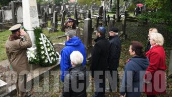 Caransebes, Comemorarea victimelor Holocaustului